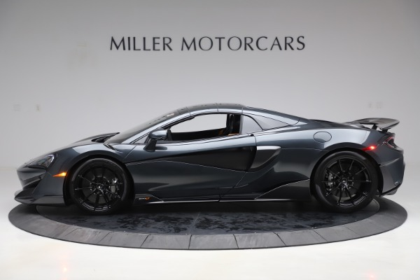 Used 2020 McLaren 600LT SPIDER Convertible for sale $249,900 at Aston Martin of Greenwich in Greenwich CT 06830 15