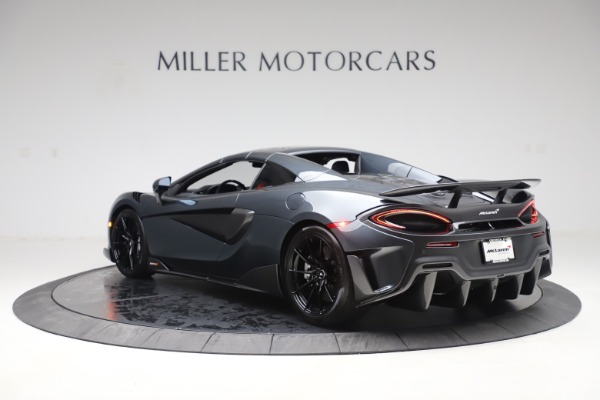 Used 2020 McLaren 600LT SPIDER Convertible for sale $249,900 at Aston Martin of Greenwich in Greenwich CT 06830 16