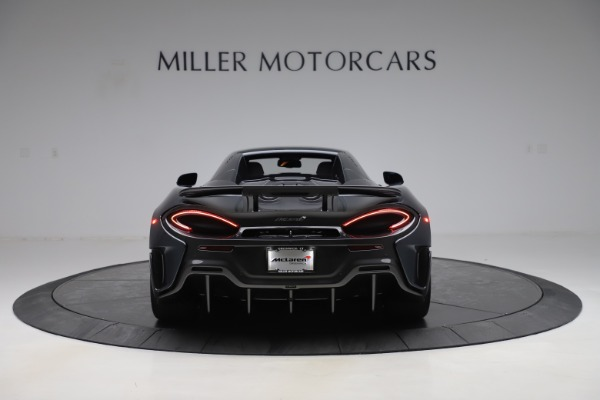 Used 2020 McLaren 600LT SPIDER Convertible for sale $249,900 at Aston Martin of Greenwich in Greenwich CT 06830 17