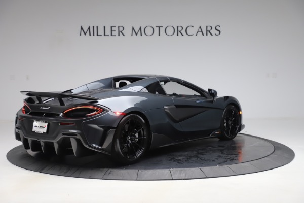 Used 2020 McLaren 600LT SPIDER Convertible for sale $249,900 at Aston Martin of Greenwich in Greenwich CT 06830 18