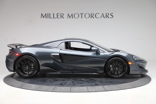 Used 2020 McLaren 600LT SPIDER Convertible for sale $249,900 at Aston Martin of Greenwich in Greenwich CT 06830 19