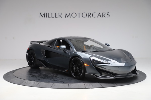 Used 2020 McLaren 600LT SPIDER Convertible for sale $249,900 at Aston Martin of Greenwich in Greenwich CT 06830 20