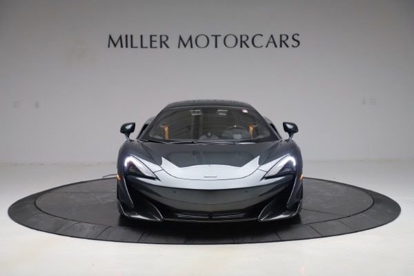 Used 2020 McLaren 600LT SPIDER Convertible for sale $249,900 at Aston Martin of Greenwich in Greenwich CT 06830 21