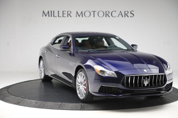 Used 2017 Maserati Quattroporte S Q4 GranLusso for sale Sold at Aston Martin of Greenwich in Greenwich CT 06830 11