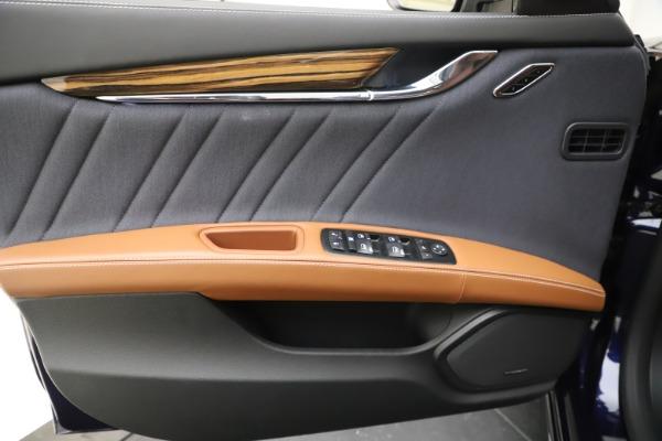 Used 2017 Maserati Quattroporte S Q4 GranLusso for sale Sold at Aston Martin of Greenwich in Greenwich CT 06830 17