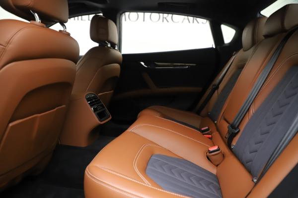 Used 2017 Maserati Quattroporte S Q4 GranLusso for sale Sold at Aston Martin of Greenwich in Greenwich CT 06830 19
