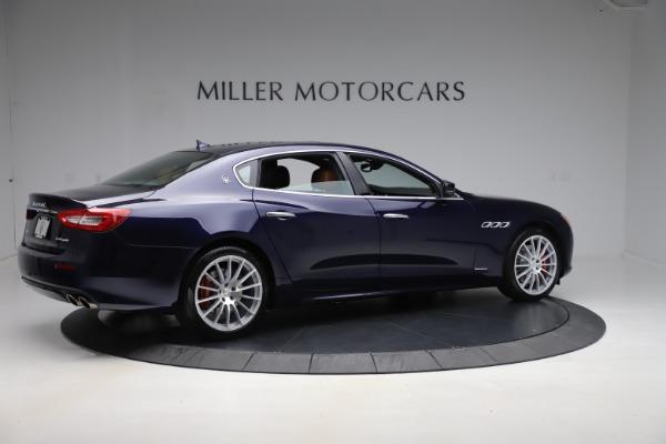 Used 2017 Maserati Quattroporte S Q4 GranLusso for sale Sold at Aston Martin of Greenwich in Greenwich CT 06830 8