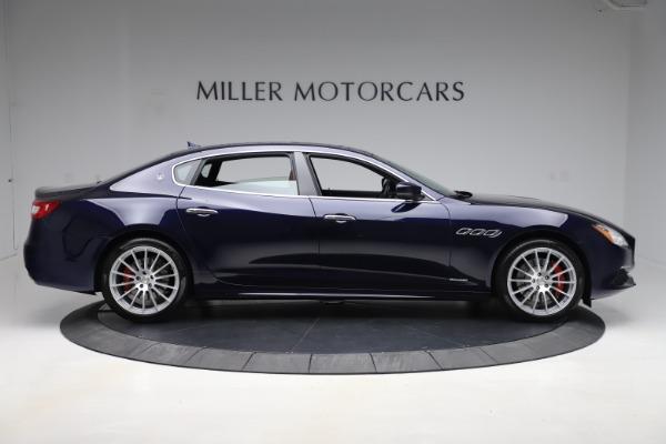 Used 2017 Maserati Quattroporte S Q4 GranLusso for sale Sold at Aston Martin of Greenwich in Greenwich CT 06830 9