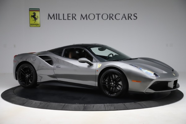 Used 2016 Ferrari 488 GTB for sale Sold at Aston Martin of Greenwich in Greenwich CT 06830 10