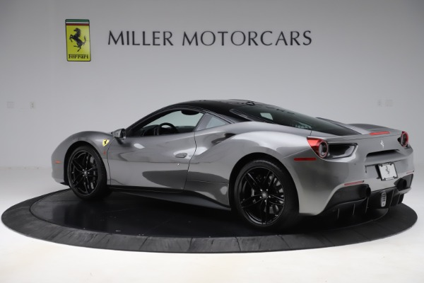 Used 2016 Ferrari 488 GTB for sale Sold at Aston Martin of Greenwich in Greenwich CT 06830 4