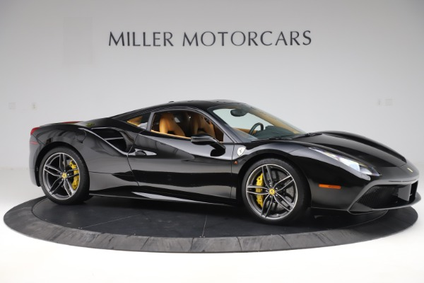 Used 2017 Ferrari 488 GTB for sale $240,900 at Aston Martin of Greenwich in Greenwich CT 06830 10