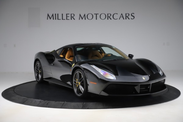 Used 2017 Ferrari 488 GTB for sale $240,900 at Aston Martin of Greenwich in Greenwich CT 06830 11