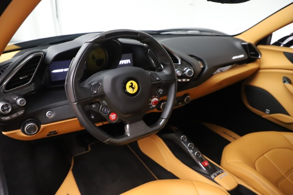 Used 2017 Ferrari 488 GTB for sale $240,900 at Aston Martin of Greenwich in Greenwich CT 06830 13
