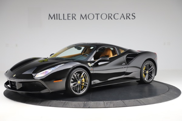 Used 2017 Ferrari 488 GTB for sale $240,900 at Aston Martin of Greenwich in Greenwich CT 06830 2