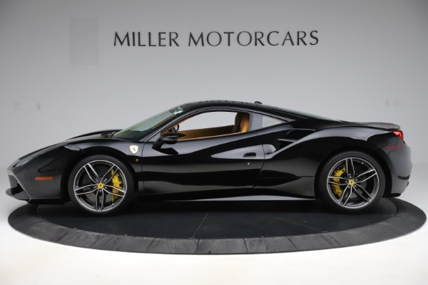 Used 2017 Ferrari 488 GTB for sale $240,900 at Aston Martin of Greenwich in Greenwich CT 06830 3