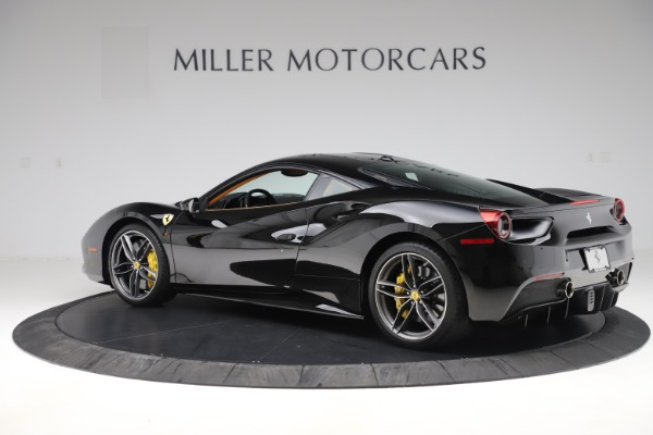 Used 2017 Ferrari 488 GTB for sale $240,900 at Aston Martin of Greenwich in Greenwich CT 06830 4