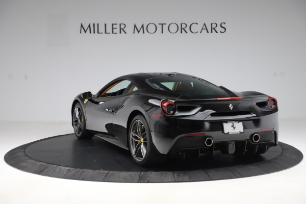 Used 2017 Ferrari 488 GTB for sale $240,900 at Aston Martin of Greenwich in Greenwich CT 06830 5