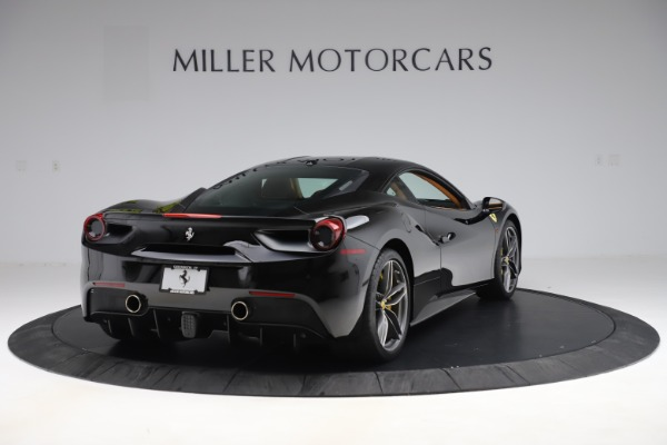Used 2017 Ferrari 488 GTB for sale $240,900 at Aston Martin of Greenwich in Greenwich CT 06830 7