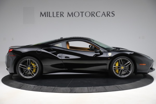 Used 2017 Ferrari 488 GTB for sale $240,900 at Aston Martin of Greenwich in Greenwich CT 06830 9