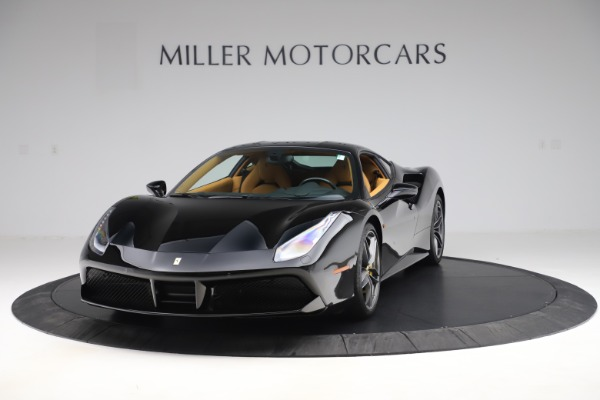 Used 2017 Ferrari 488 GTB for sale $240,900 at Aston Martin of Greenwich in Greenwich CT 06830 1
