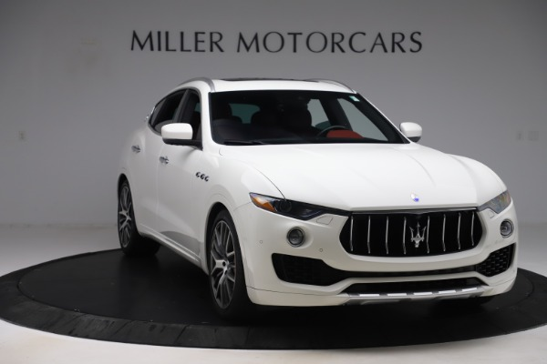 Used 2017 Maserati Levante S for sale Sold at Aston Martin of Greenwich in Greenwich CT 06830 11