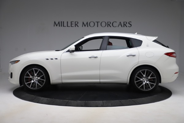Used 2017 Maserati Levante S for sale Sold at Aston Martin of Greenwich in Greenwich CT 06830 3