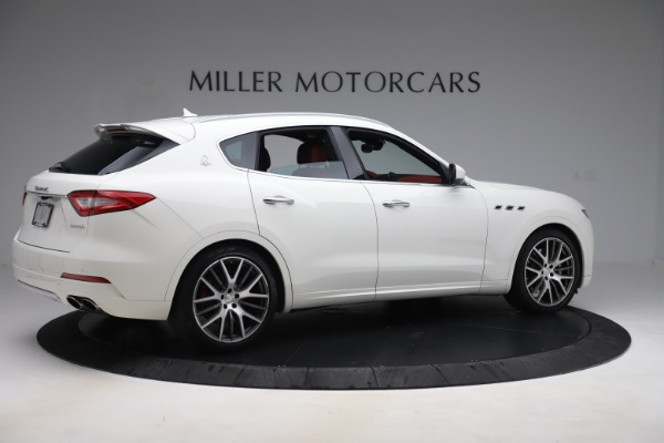Used 2017 Maserati Levante S for sale Sold at Aston Martin of Greenwich in Greenwich CT 06830 8