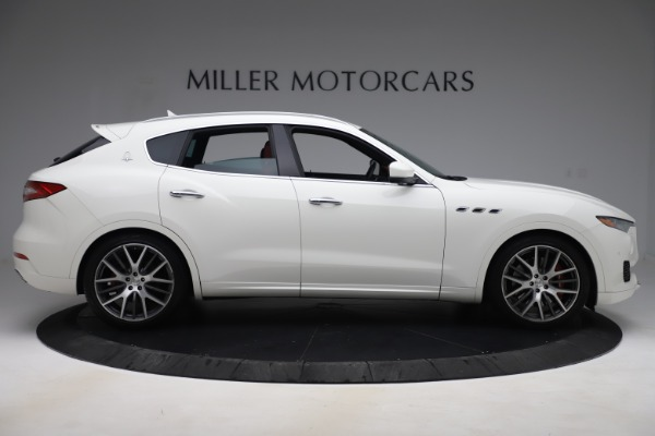 Used 2017 Maserati Levante S for sale Sold at Aston Martin of Greenwich in Greenwich CT 06830 9