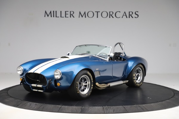 Used 1965 Ford Cobra CSX for sale Sold at Aston Martin of Greenwich in Greenwich CT 06830 2