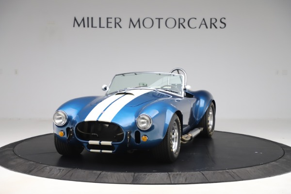 Used 1965 Ford Cobra CSX for sale Sold at Aston Martin of Greenwich in Greenwich CT 06830 1