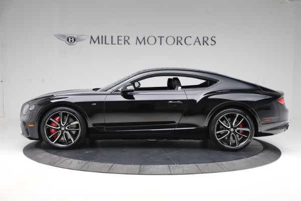 New 2020 Bentley Continental GT V8 for sale Sold at Aston Martin of Greenwich in Greenwich CT 06830 3
