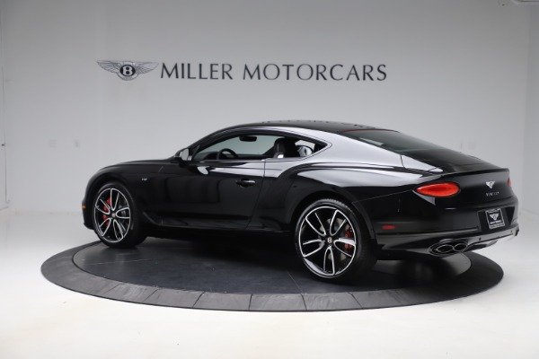 New 2020 Bentley Continental GT V8 for sale Sold at Aston Martin of Greenwich in Greenwich CT 06830 4