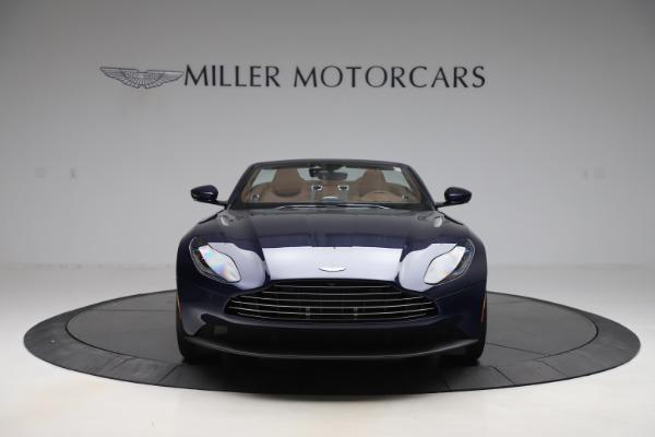 New 2020 Aston Martin DB11 Volante Convertible for sale Sold at Aston Martin of Greenwich in Greenwich CT 06830 12