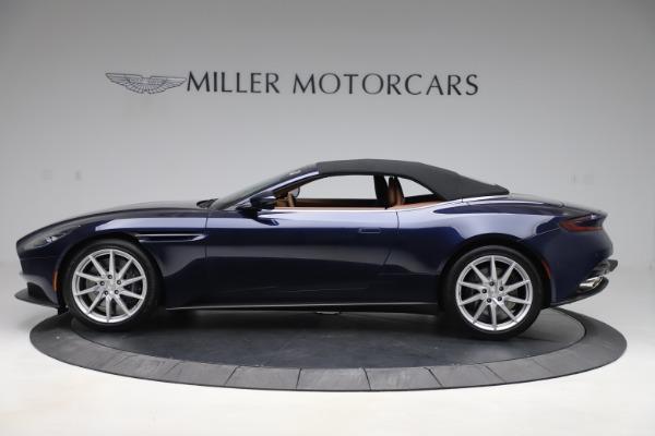 New 2020 Aston Martin DB11 Volante Convertible for sale Sold at Aston Martin of Greenwich in Greenwich CT 06830 14