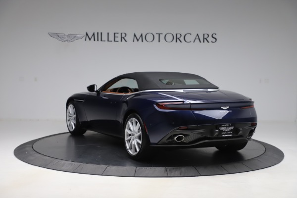 New 2020 Aston Martin DB11 Volante Convertible for sale Sold at Aston Martin of Greenwich in Greenwich CT 06830 16