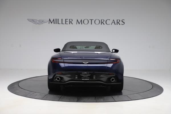 New 2020 Aston Martin DB11 Volante Convertible for sale Sold at Aston Martin of Greenwich in Greenwich CT 06830 17