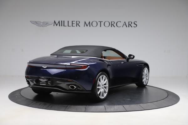 New 2020 Aston Martin DB11 Volante Convertible for sale Sold at Aston Martin of Greenwich in Greenwich CT 06830 18