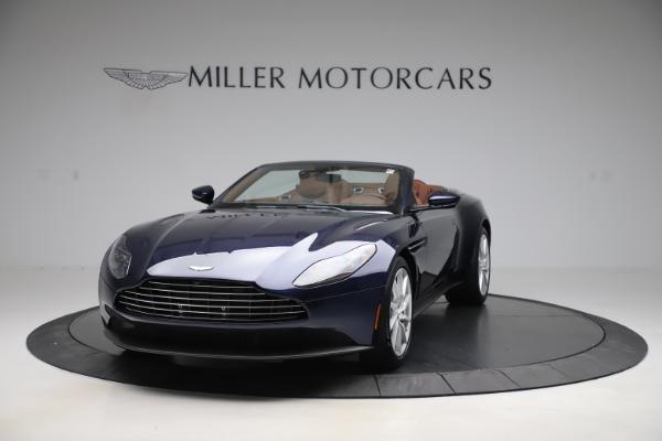 New 2020 Aston Martin DB11 Volante Convertible for sale Sold at Aston Martin of Greenwich in Greenwich CT 06830 2