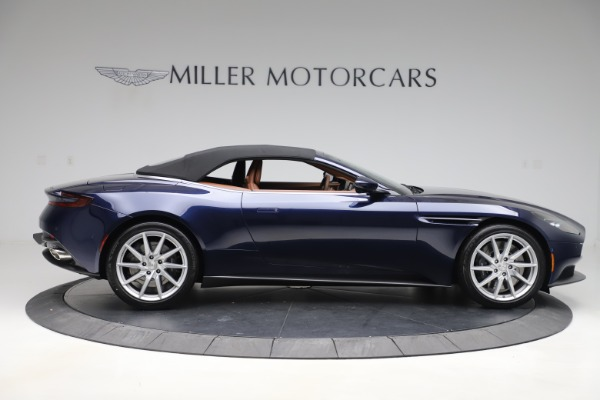 New 2020 Aston Martin DB11 Volante Convertible for sale Sold at Aston Martin of Greenwich in Greenwich CT 06830 20