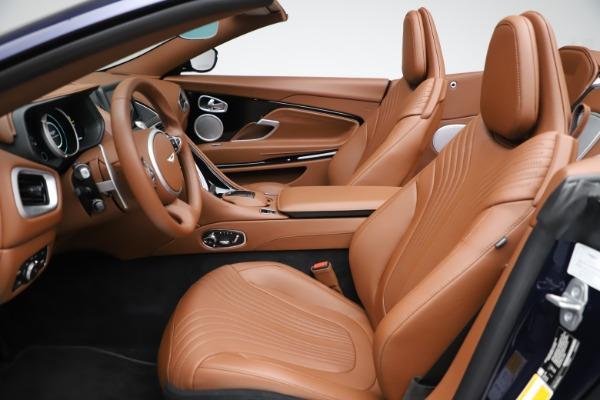 New 2020 Aston Martin DB11 Volante Convertible for sale Sold at Aston Martin of Greenwich in Greenwich CT 06830 21