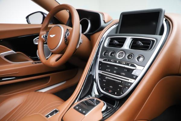 New 2020 Aston Martin DB11 Volante Convertible for sale Sold at Aston Martin of Greenwich in Greenwich CT 06830 25