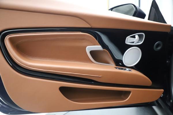 New 2020 Aston Martin DB11 Volante Convertible for sale Sold at Aston Martin of Greenwich in Greenwich CT 06830 26
