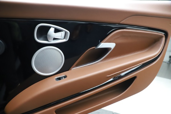New 2020 Aston Martin DB11 Volante Convertible for sale Sold at Aston Martin of Greenwich in Greenwich CT 06830 27
