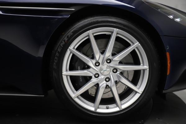 New 2020 Aston Martin DB11 Volante Convertible for sale Sold at Aston Martin of Greenwich in Greenwich CT 06830 28