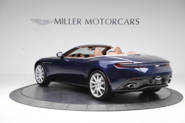 New 2020 Aston Martin DB11 Volante Convertible for sale Sold at Aston Martin of Greenwich in Greenwich CT 06830 4
