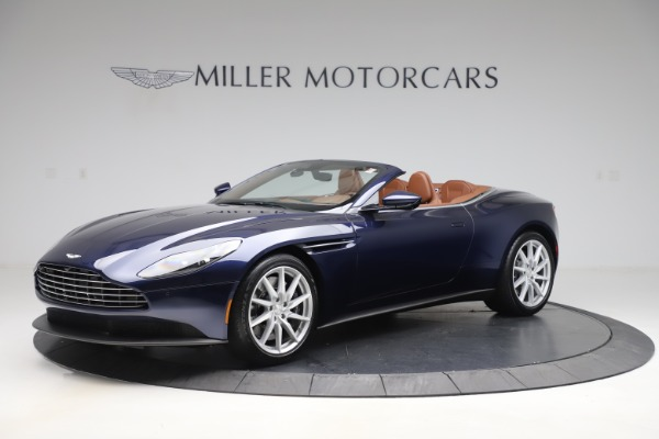 2020 Aston Martin DB11 Volante Convertible for sale $242,036 at Aston Martin of Greenwich in Greenwich CT
