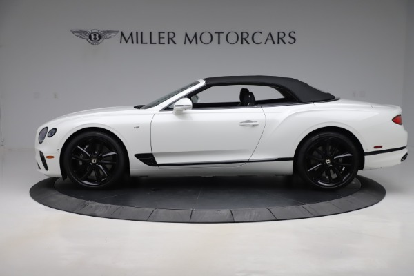 Used 2020 Bentley Continental GTC V8 for sale $277,915 at Aston Martin of Greenwich in Greenwich CT 06830 10