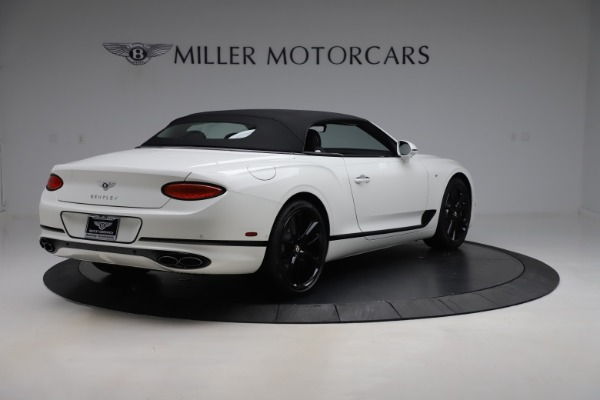 Used 2020 Bentley Continental GTC V8 for sale $277,915 at Aston Martin of Greenwich in Greenwich CT 06830 12