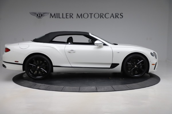 Used 2020 Bentley Continental GTC V8 for sale $277,915 at Aston Martin of Greenwich in Greenwich CT 06830 13