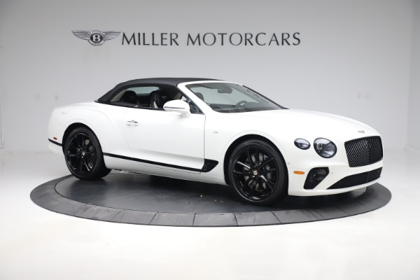 Used 2020 Bentley Continental GTC V8 for sale $277,915 at Aston Martin of Greenwich in Greenwich CT 06830 14